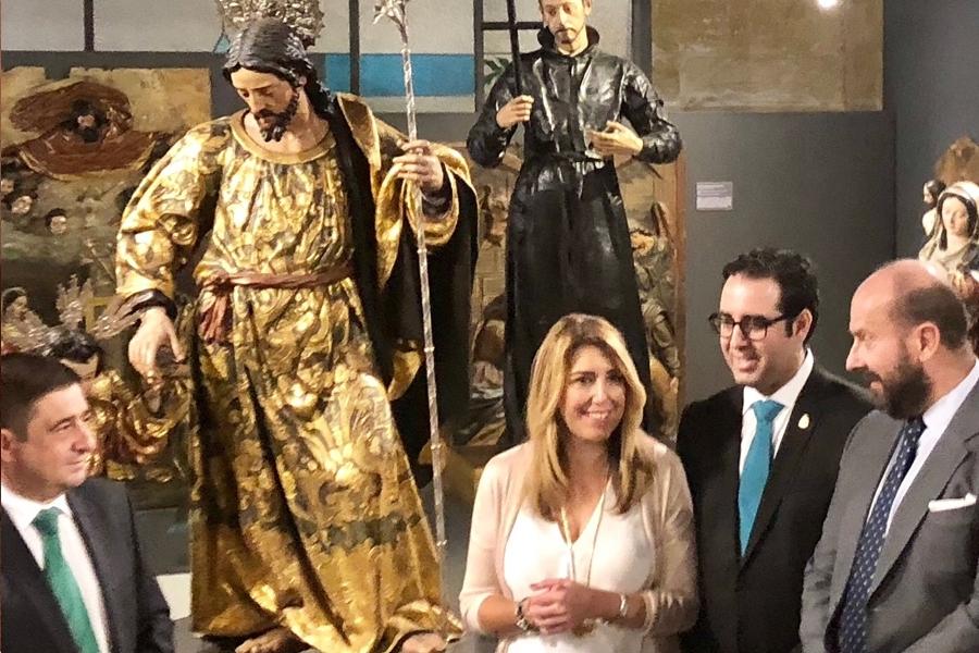 El Dios de la Madera;  Exposición imprescindible en Alcalá la Real