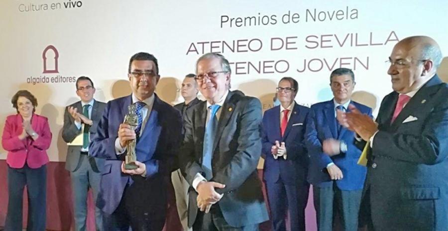 Un señorito andaluz protagoniza el Premio de Novela Ateneo de Sevilla