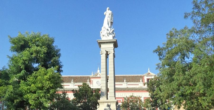 La Cultura está en la Calle: Monumento Triunfo